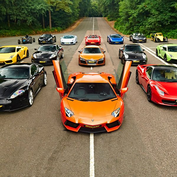 Supercar Driving Experience >> Supreme Supercars Driving Experience