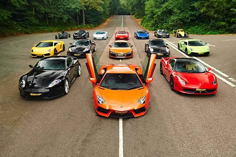 Double Supercar Driving Experience