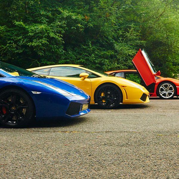 Ultimate Lamborghini Driving Experience