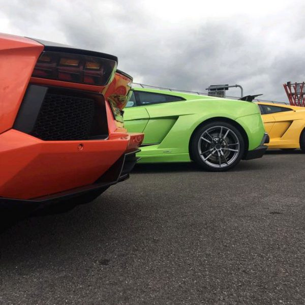 Ultimate Lamborghini Driving Experience From 6th Gear