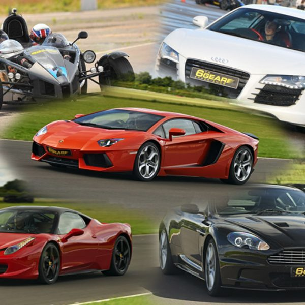 Lamborghini Driving Experience: Extreme Driving Experience Day
