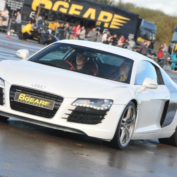 Junior Audi Driving Experience
