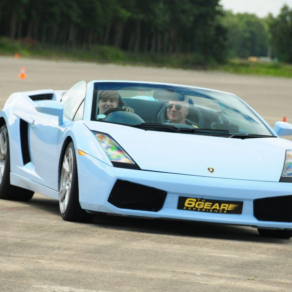 Lamborghini Driving Experience: Junior Lamborghini Driving Experience With Supercar Hot Lap