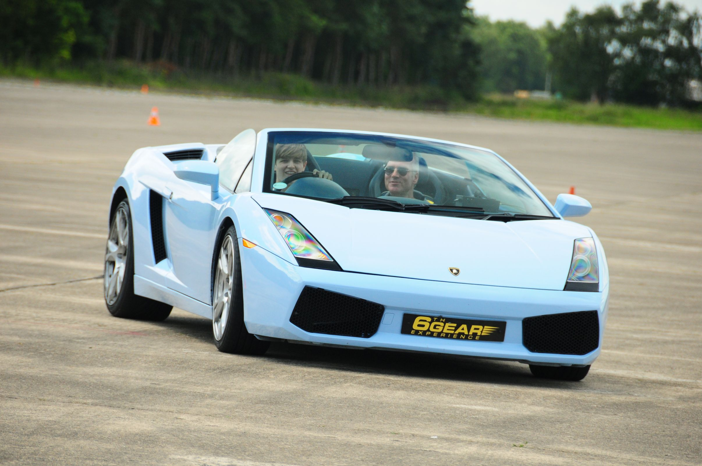 junior lamborghini driving experience with supercar hot lap. Black Bedroom Furniture Sets. Home Design Ideas