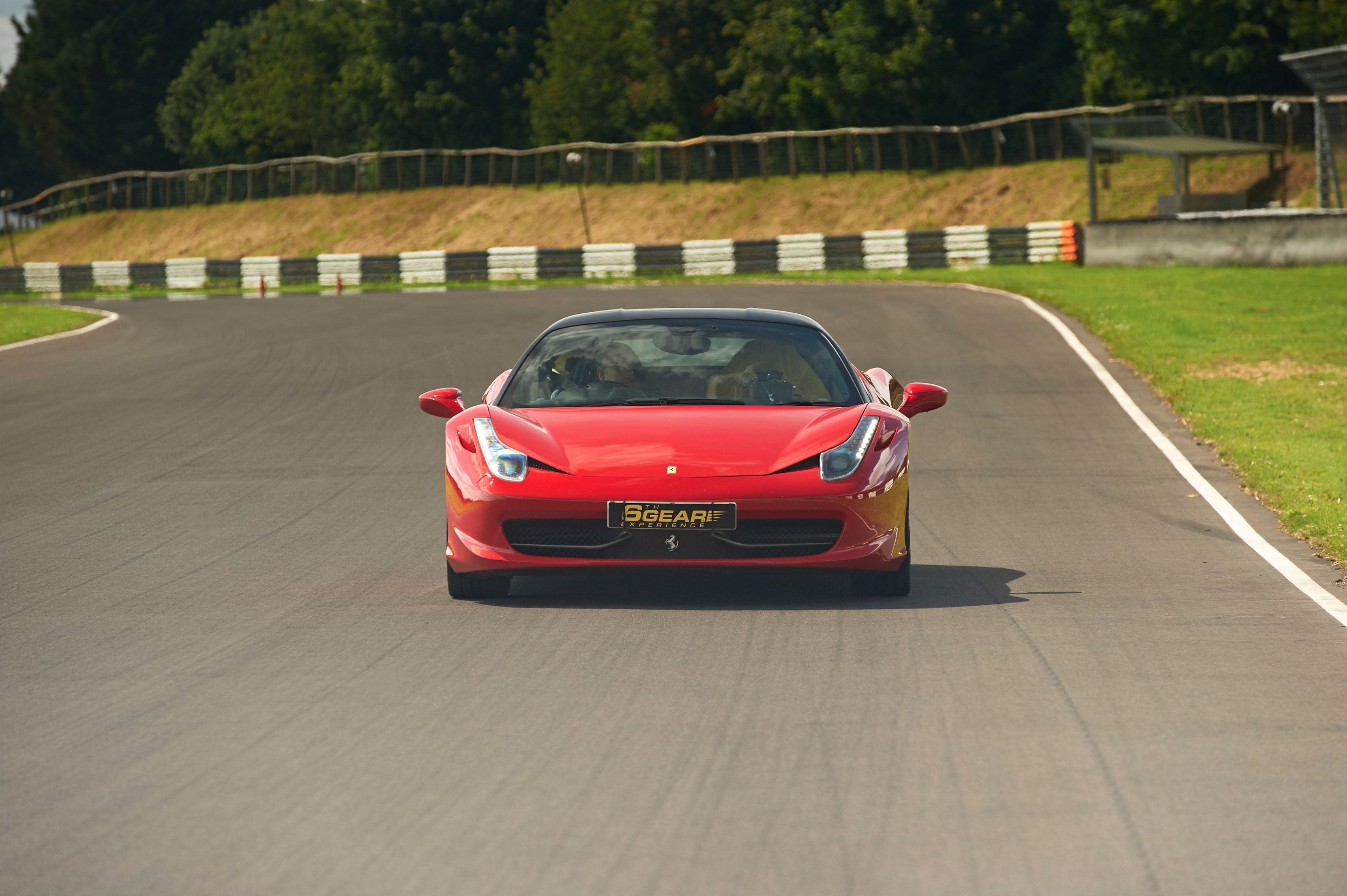 Ultimate Ferrari Driving Experience From Gear