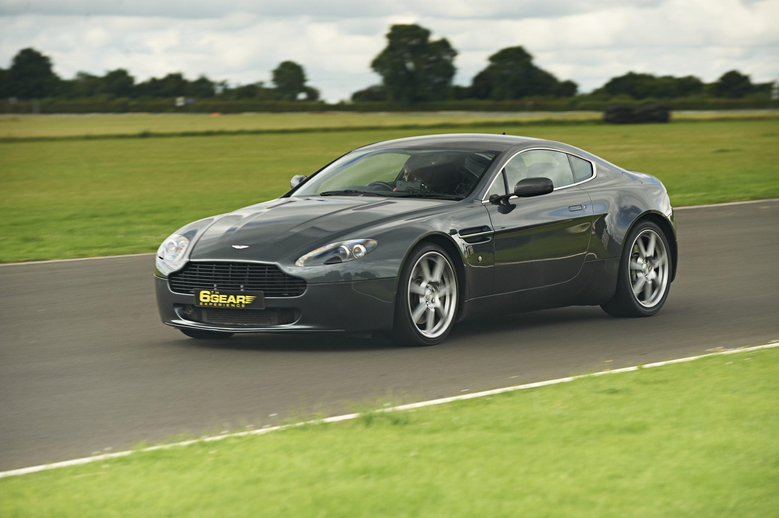 Aston Martin Dbs Experience Days