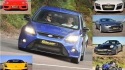 Supercar v Ford Focus RS