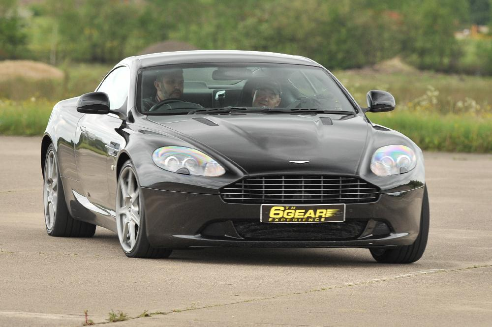 Aston Martin DB9 Driving Experience