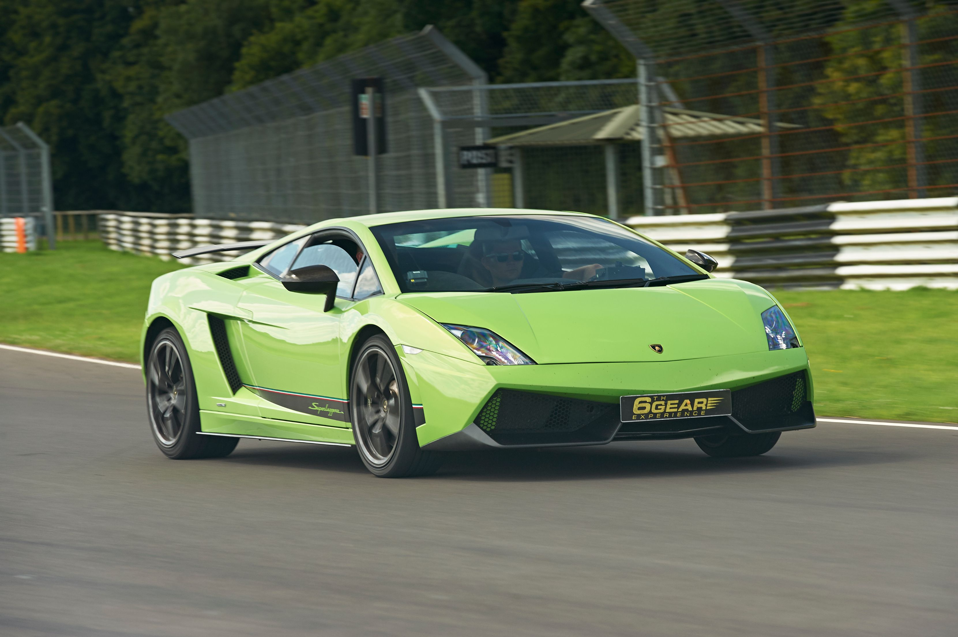 Lamborghini Gallardo LP570 Superleggera Driving Experience