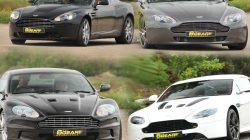 Supreme Aston Martin Experience