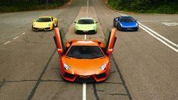 Supreme Lamborghini Driving