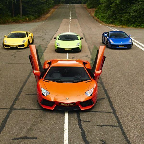 Supreme Lamborghini Driving Experience From 6th Gear