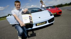 Junior Supercar Driving Experience