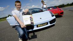 Junior Supercar Driving Experience